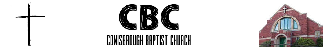 Conisbrough Baptist Church Logo